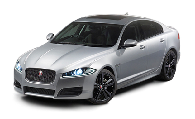 Jaguar XF - Prestige car for hire