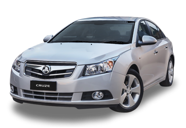 Holden Cruze - Mid size Sedan for Rent